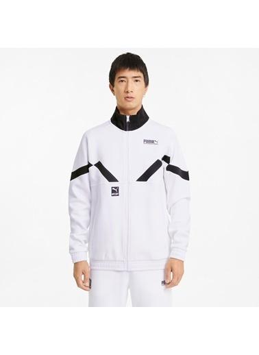 Puma Erkek Beyaz International Ceket 599792.002 Beyaz